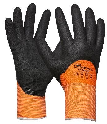 Pracovní rukavice zimní ICE BREAKER velikost 12