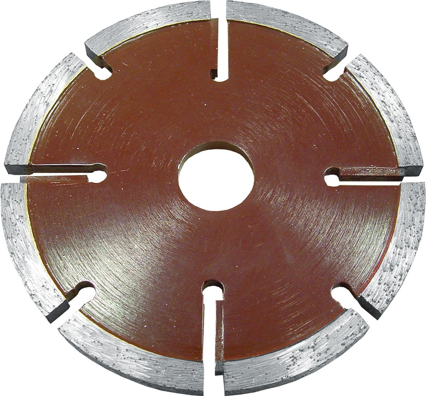 Diamantový frézovací kotouč pro odstaňování malty 125x22,2/7,3 mm