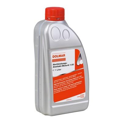DOLMAR - motorový olej dvoutaktní 1:50 1000ml