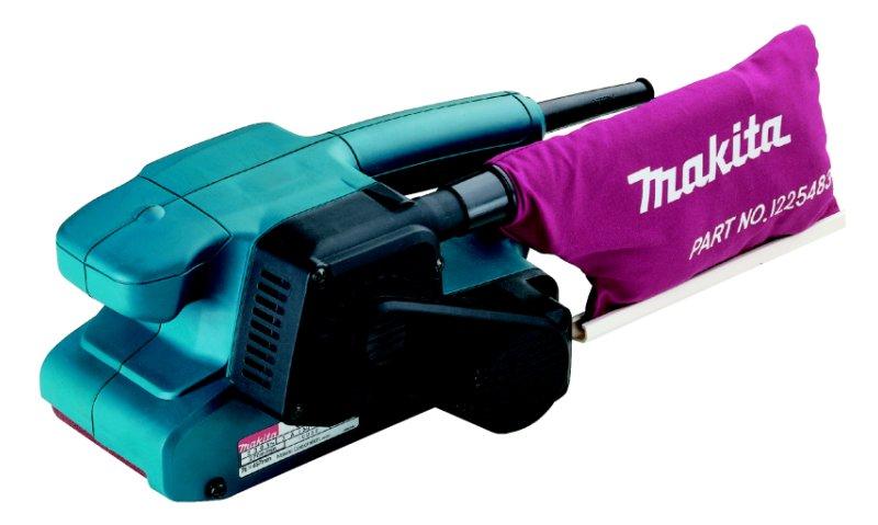 Pásová bruska Makita 650W; pás 75x457 mm