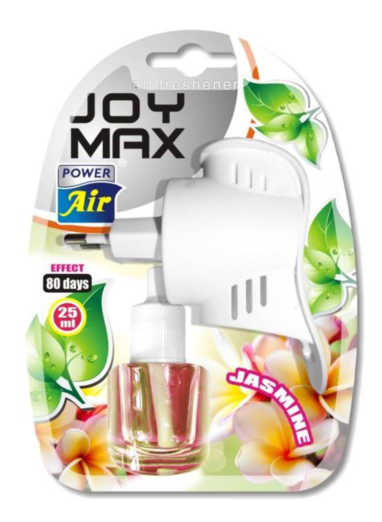 Dekorativní kapalinový osvěžovač vzduchu JOY MAX Jasmine
