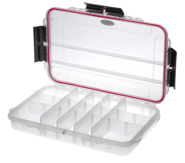 MAX Plastový box, 350x230xH 59mm, IP 67