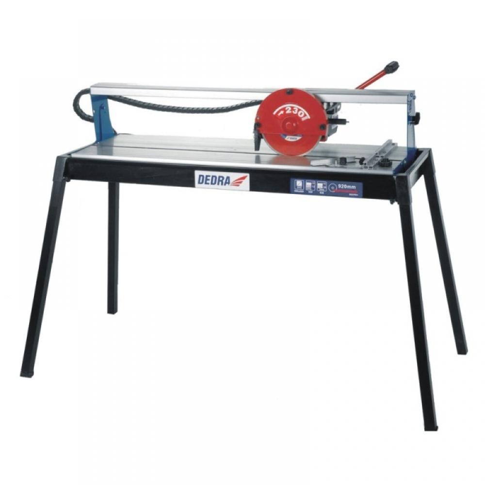 Půjčovna - Elektrická řezačka na dlažbu a obklady 800 W,kotouč 230 x 25,4 mm - řez 930 mm