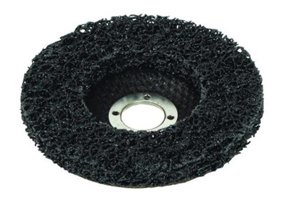 Porézní čistící a leštící kotouč do úhlové brusky - 125x22,23 mm