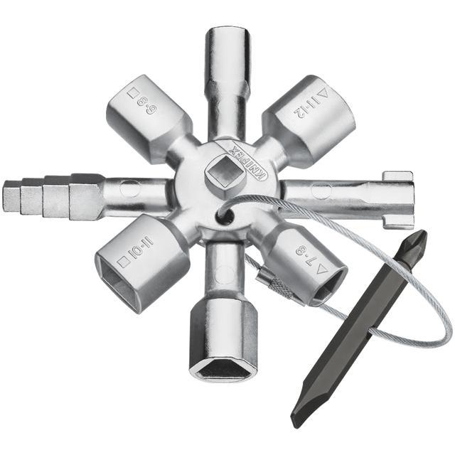 Univerzální klíč pro kutily a instalatéry