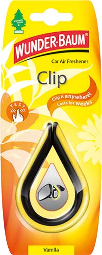 Wunder-baum Clip vanilka - ks