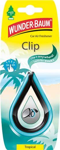 Wunder-baum Clip tropical - ks