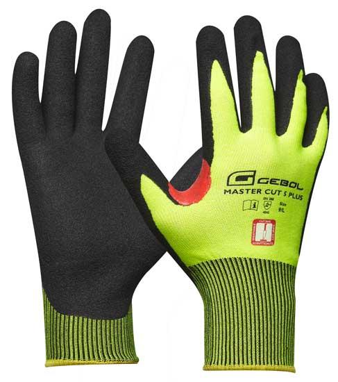 Pracovní protiprořezové rukavice MASTER CUT 5 PLUS 21266c18c3