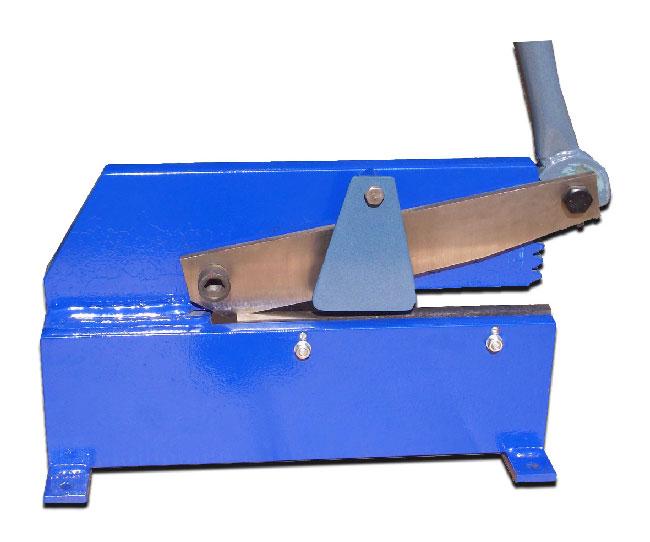 Pákové nůžky na stříhání pásoviny a plechu 300mm