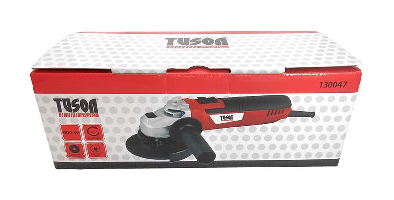 TUSON Basic - úhlová bruska 125mm 900W