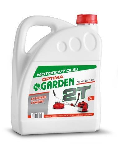 OPTIMA GARDEN 2T - Semisyntetický motorový olej 5l
