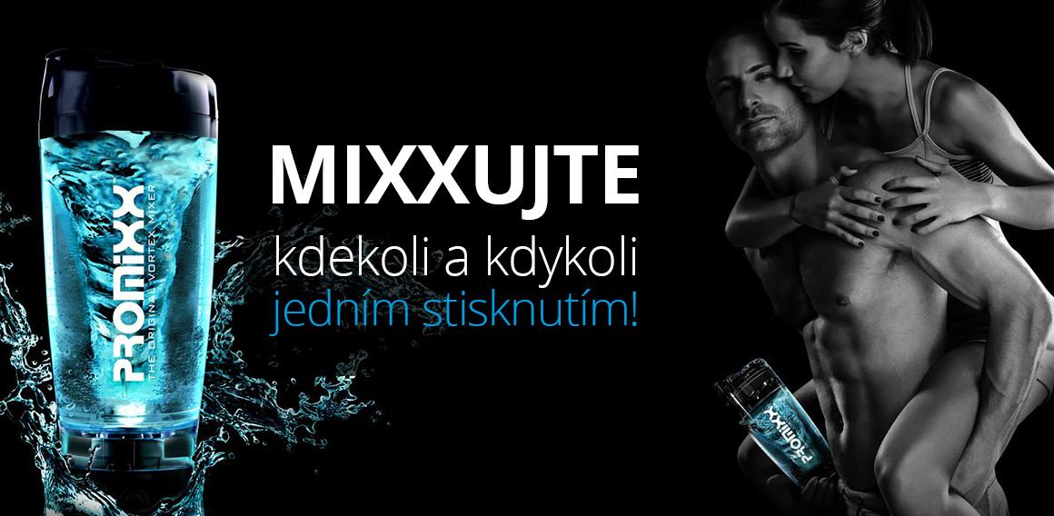 Mixxujte kdekoli a kdykoli