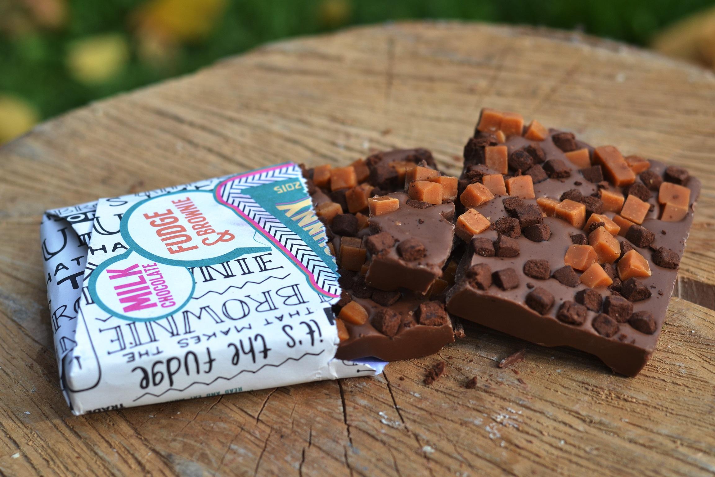 Legendární mléčná čokoláda s fondánem a brownies je zpět!