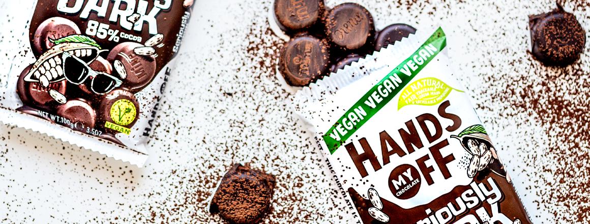 Hořká čokoláda ze všech hořkých čokolád ta nejčokoládovatější.