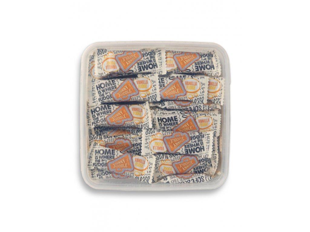 Johnny Doodle - karamelky box, vanilka, 1000 gramů