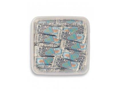 Johnny Doodle - karamelky box, mořská sůl, 1000 gramů