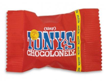 Tony's Chocolonely – mléčná čokoláda, 9 gramů