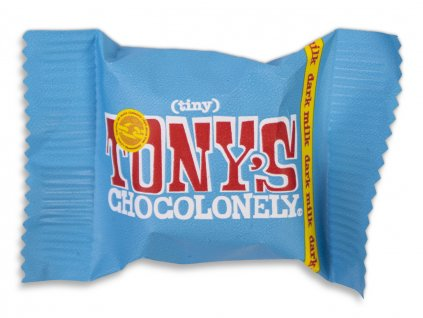 Tony's Chocolonely – mléčná tmavá čokoláda, 9 gramů