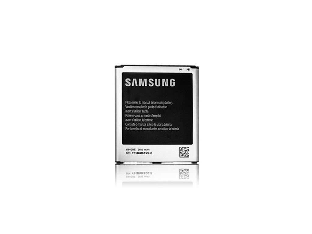 Originál Baterie SAMSUNG EB-B600BE 2600mAh (i9500 Galaxy S4) bulk