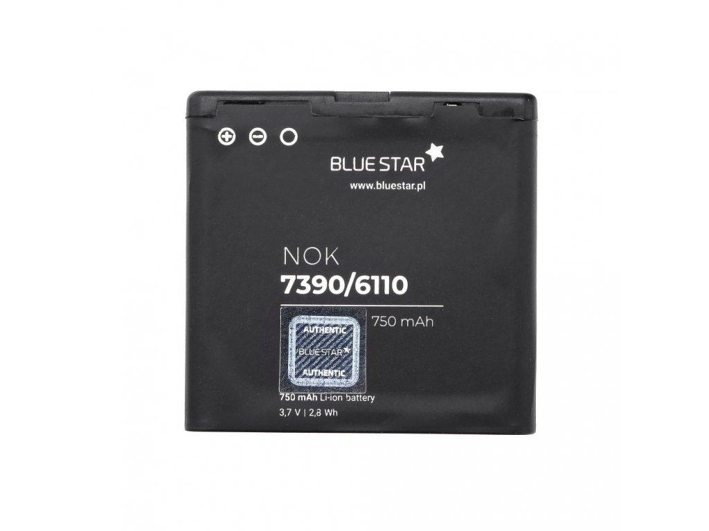 Baterie Nokia 7390/6110 Navigator/8600 Luna/6500 Slide/5610 750 mAh Li-Ion BLUE STAR