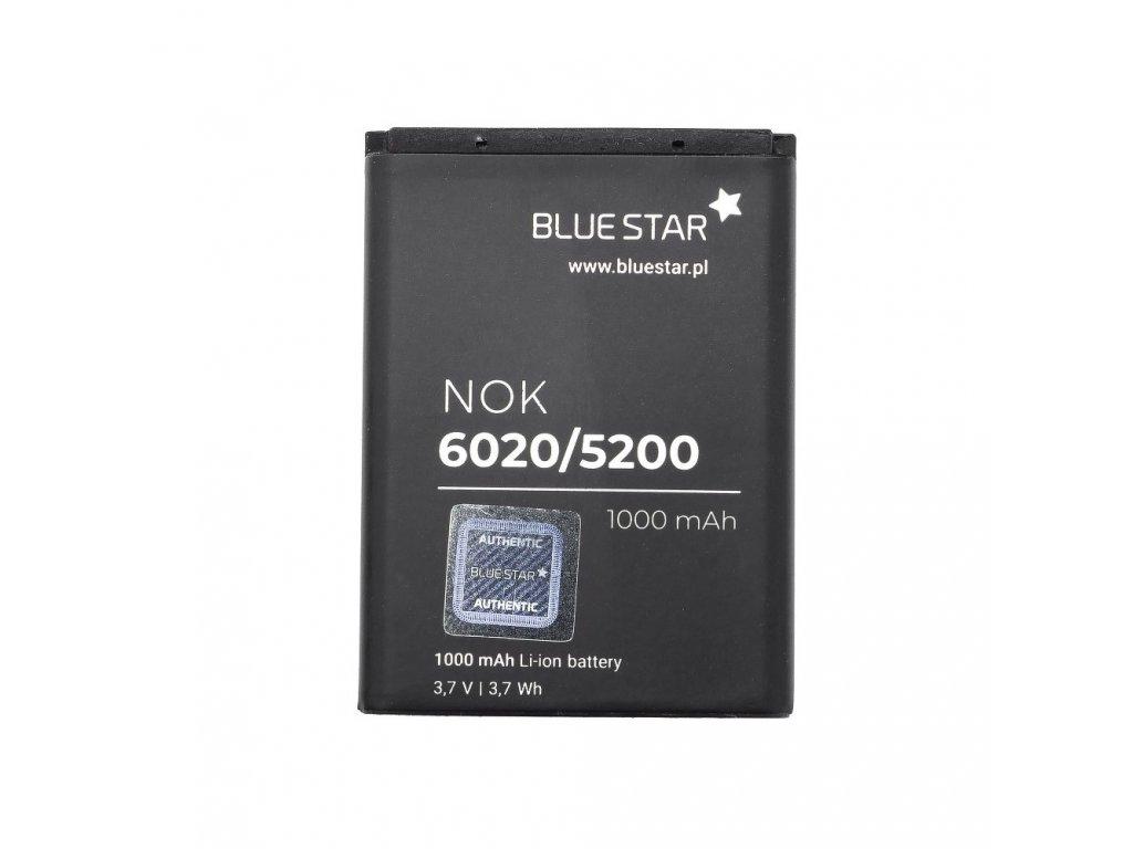 Baterie Nokia 6020/5200/5300/3220/5140 1000 mAh Li-Ion (BS) PREMIUM