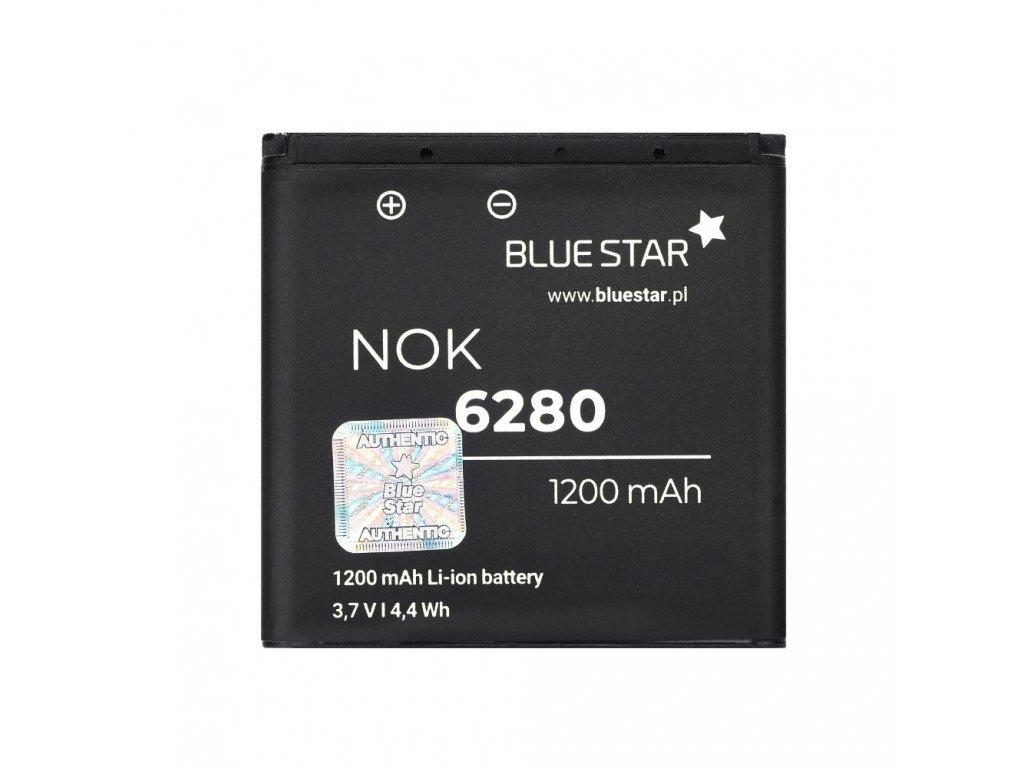 Baterie Nokia 6280/9300/6151/N73 1200 mAh Li-Ion Blue Star PREMIUM