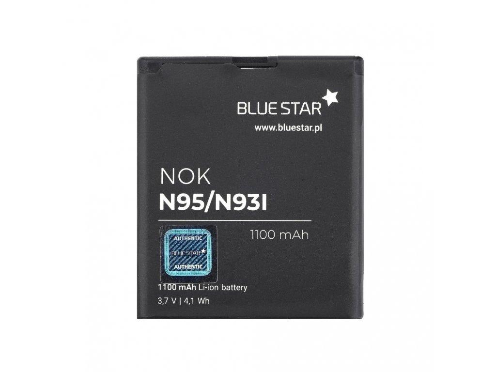 Baterie Nokia N95/N93i/E65 1100 mAh Li-Ion (BS) PREMIUM