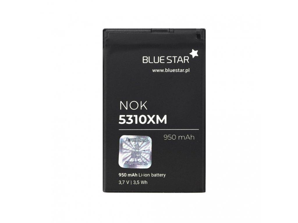 Baterie Nokia 5310 Xpress Music/7310 Supernova 950 mAh Li-Ion (BS) PREMIUM