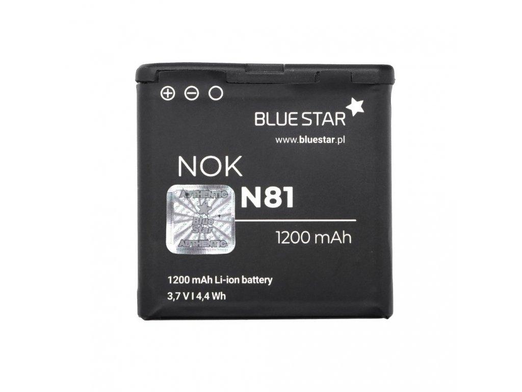 Baterie Nokia E51/N81/N81 8GB/N82/N86 1200 mAh Li-Ion (BS) PREMIUM