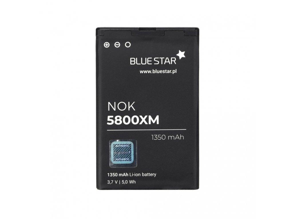 Baterie Nokia 5800 XM/C3-00/N900/X6/5230/Lumia 520/525 1350 mAh Li-Ion (BS) PREMIUM