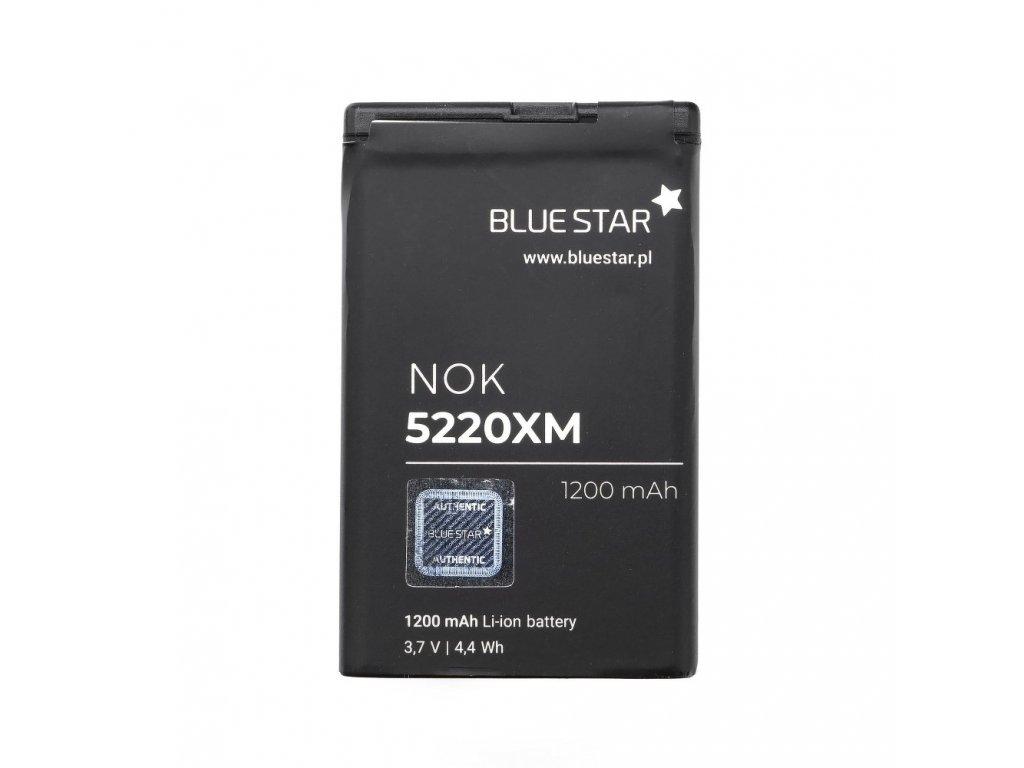 Baterie Nokia 5220 XM/5630 XM/6303/6730/3720/C3/C5-00/C6-01 1200 mAh Li-Ion (BS) PREMIUM