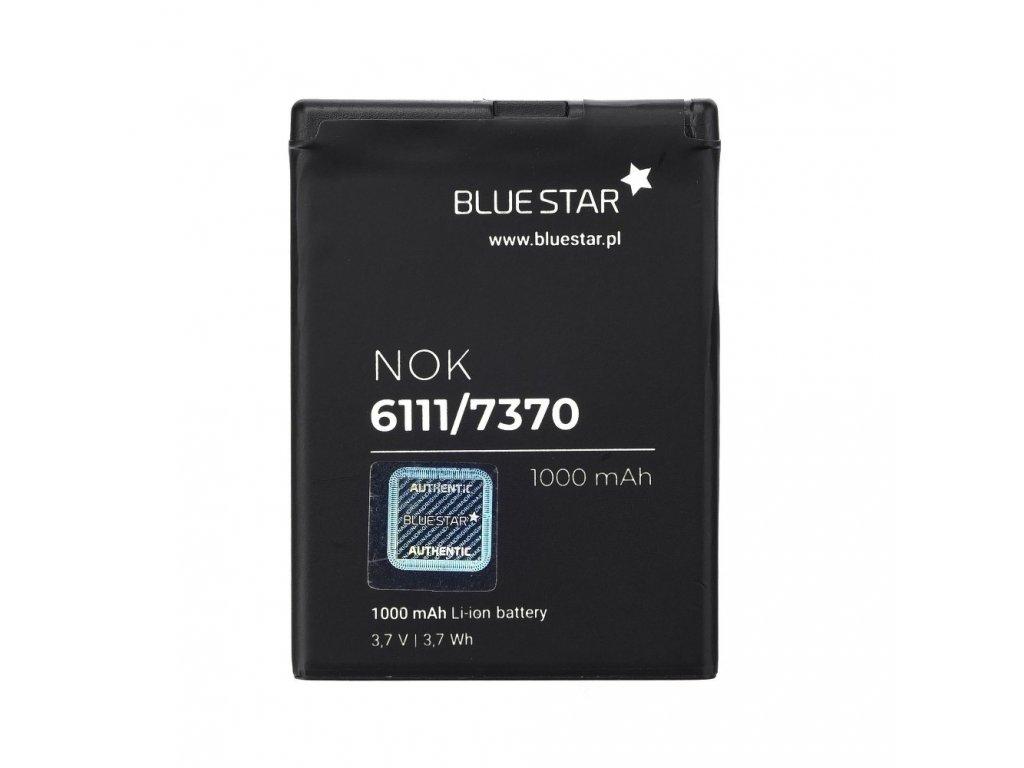 Baterie Nokia 6111/7370/N76/2630/2760N75/2600 Classic 1000 mAh Li-Ion BS Premium