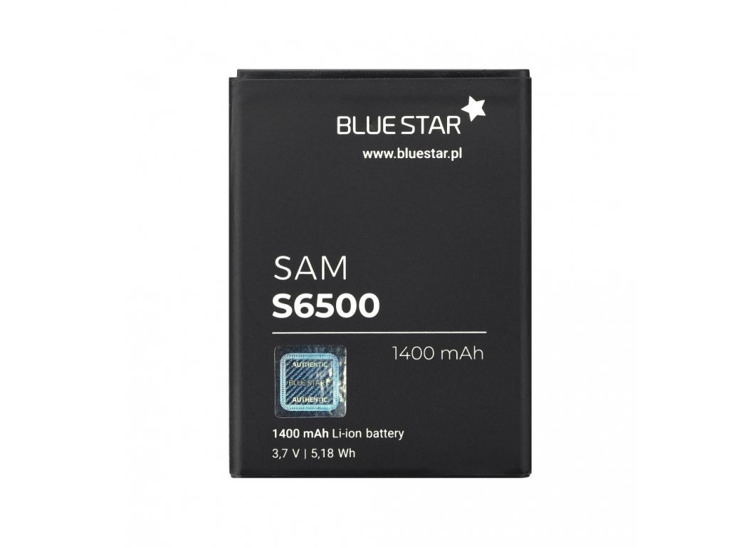 Baterie Samsung Galaxy Mini 2 (S6500)/ Galaxy Young (S6310)/ Galaxy Ace Plus (S7500) 1400 mAh Li-Ion BS PREMIUM