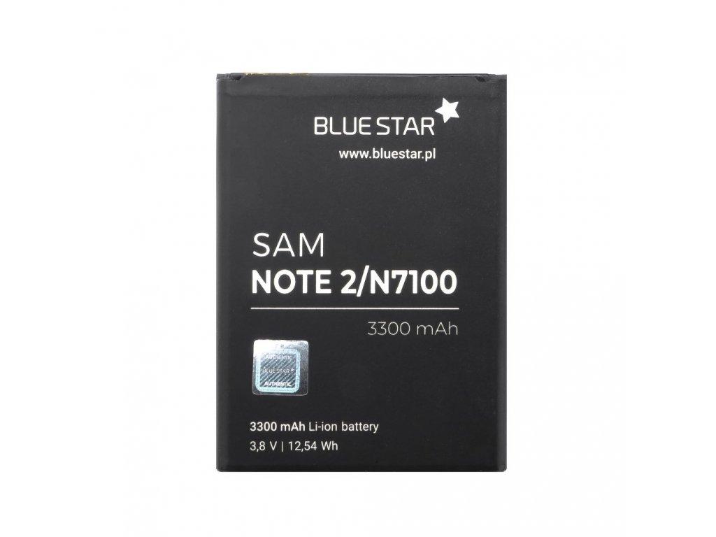 Baterie Samsung Galaxy Note 2 (N7100) 3300 mAh Li-Ion BS PREMIUM