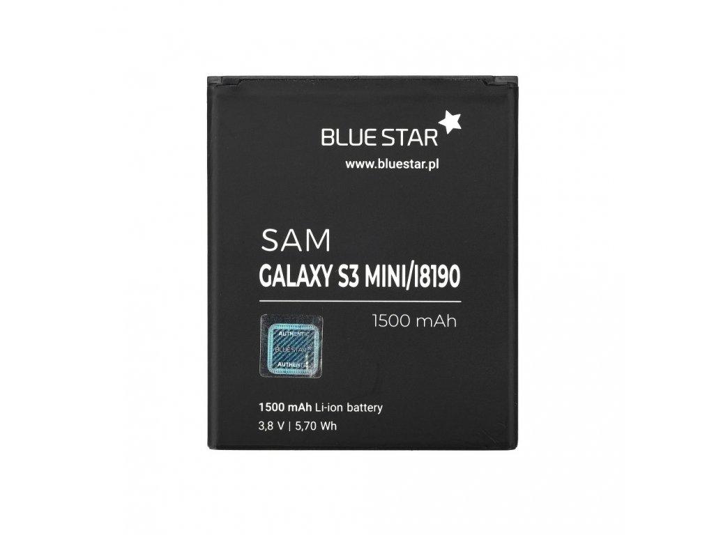 Baterie Samsung Galaxy S3 Mini (I8190) 1500 mAh Li-Ion (BS) PREMIUM