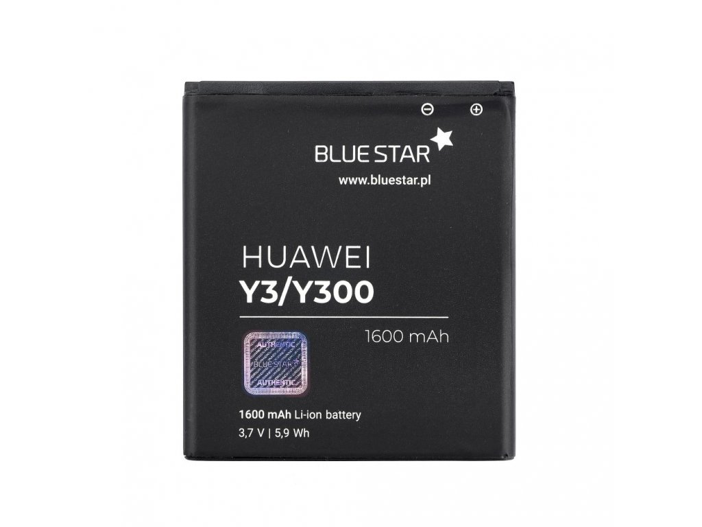 Baterie Huawei Y3/Y300/Y500/W1 1600 mAh Li-Ion Blue Star