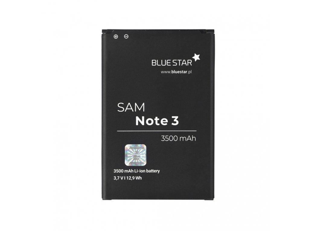 Baterie Samsung Galaxy Note 3 (N9000) 3500 mAh Li-Ion BS PREMIUM