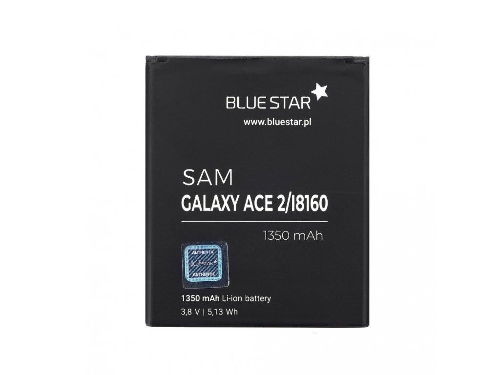 Baterie Samsung Galaxy Ace 2 (I8160)/S7562 Duos/S7560 Galaxy Trend/S7580 Trend Plus 1350 mAh Li-Ion BLue Star