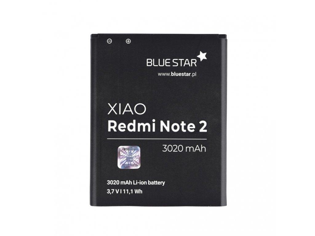 Baterie Xiaomi Redmi Note 2 3020 mAh Li-Ion Blue Star