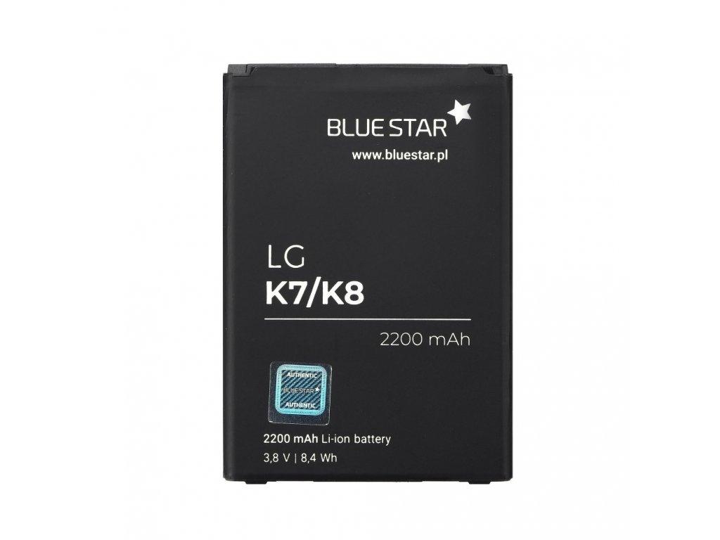 Baterie LG K7/K8 2200 mAh Li-Ion Blue Star PREMIUM