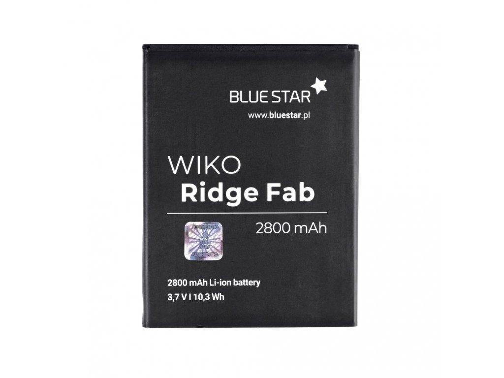 Baterie Wiko Ridge Fab 2800 mAh Li-Ion Blue Star