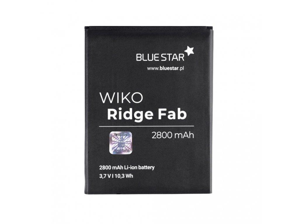 Baterie Wiko RidgeFab 2800 mAh Li-Ion Blue Star