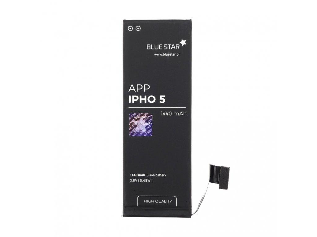 Baterie iPhone 5 1440 mAh Polymer Blue Star HQ