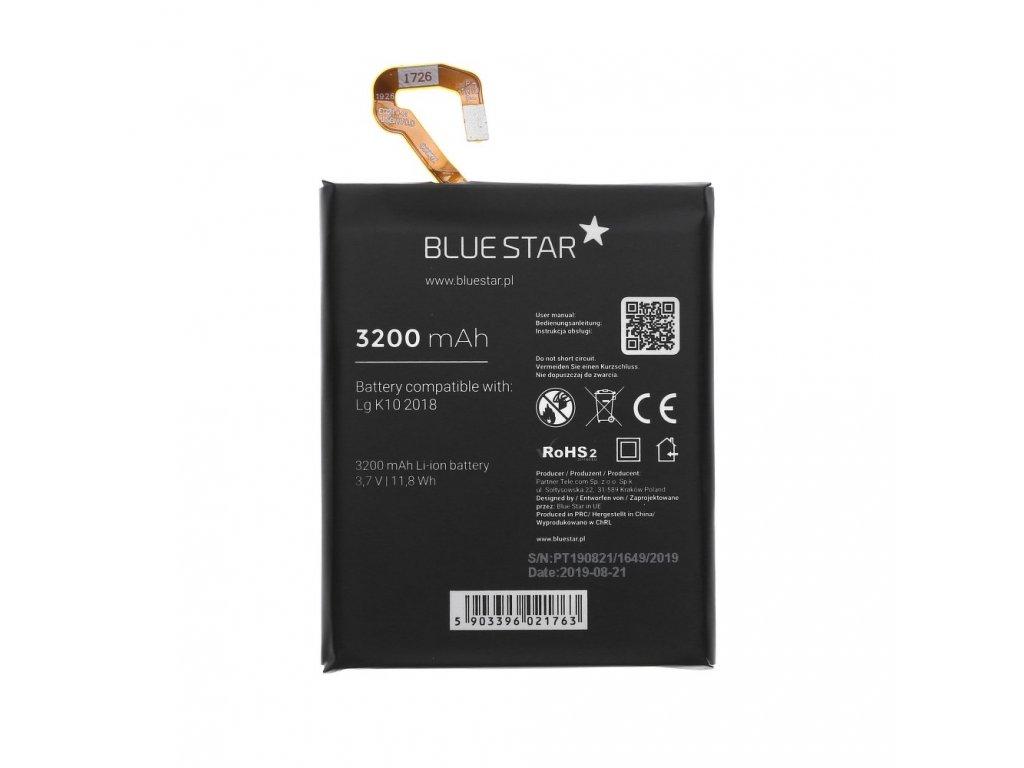 Baterie pro LG K10 (2018) 3200 mAh Li-Ion Blue Star PREMIUM