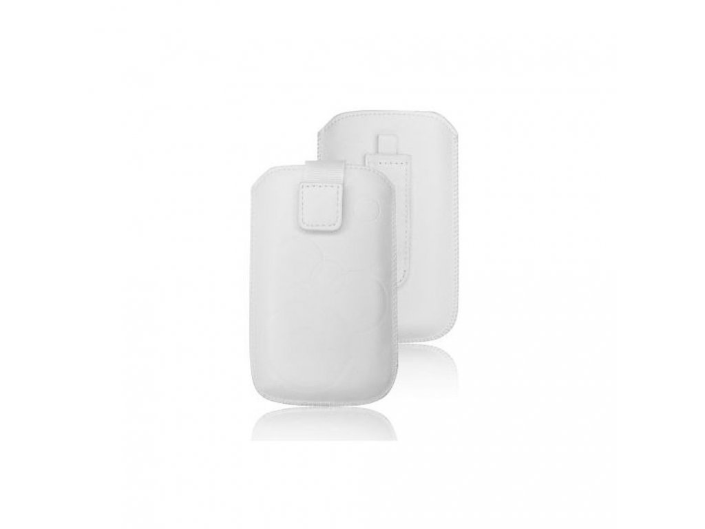 procell Deko Pouzdro - pro HTC Desire C/Samsung S5360 Galaxy Y/S6500 Galaxy Mini 2/LG L3 white
