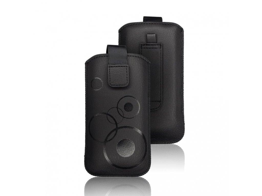procell Deko Pouzdro - pro Samsung Note/Note 2/Note 3  black