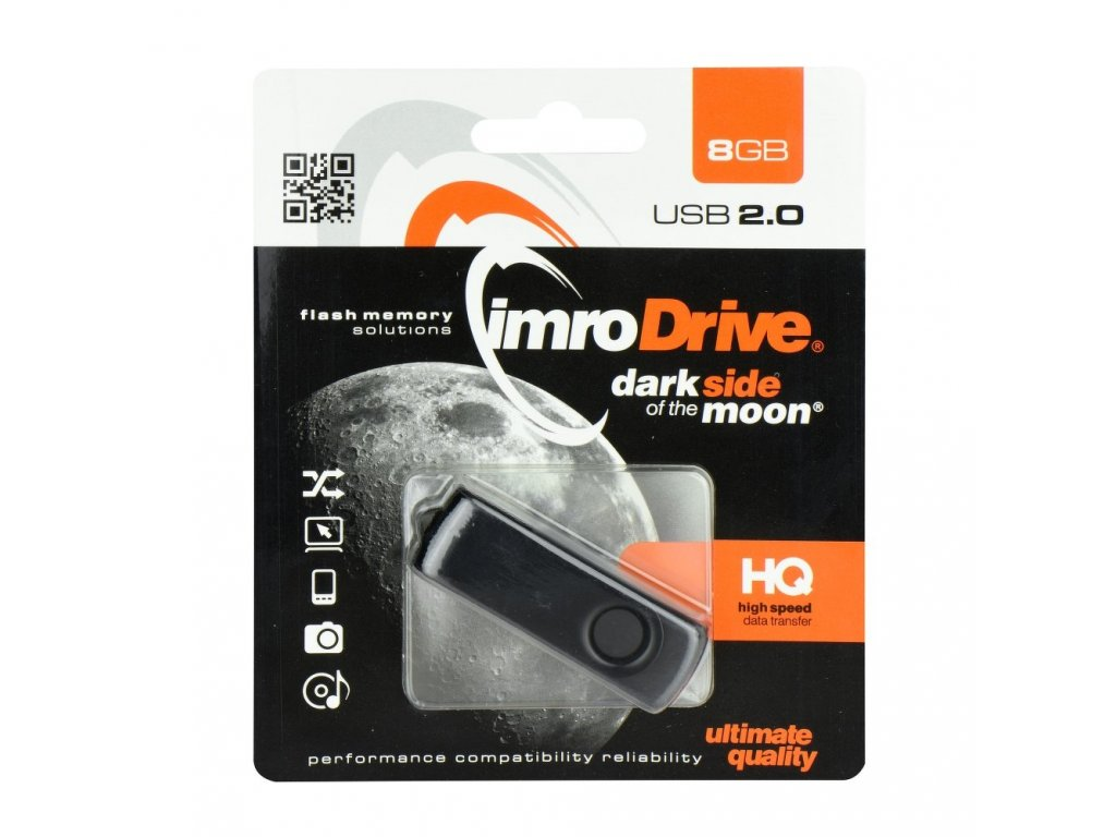 Portable Memory Pendrive Imro Axis 8 GB