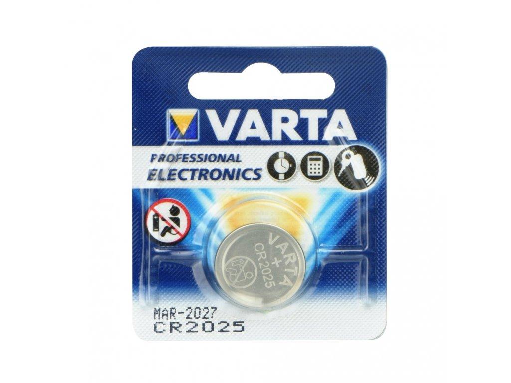 Lithium Baterie 3V Varta CR2025