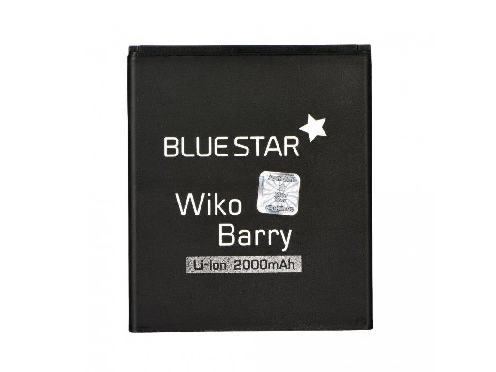 Baterie pro Wiko Barry 2000 mAh Li-Ion Blue Star