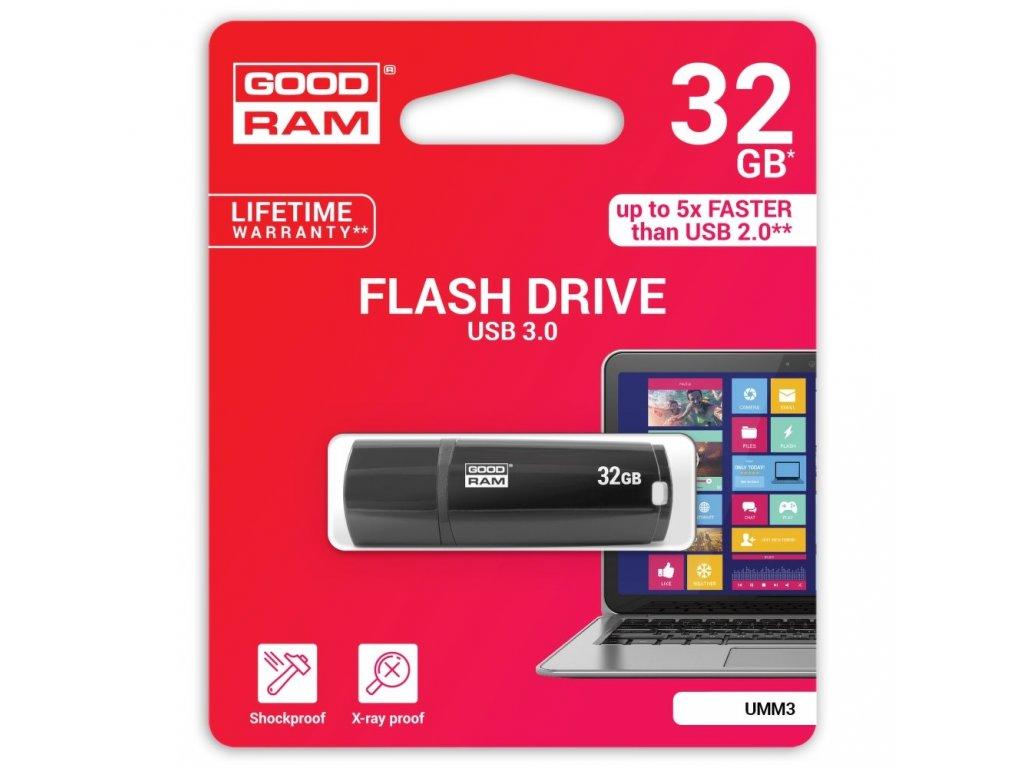 USB Memory GOODRAM UMM3 32GB USB 3.0